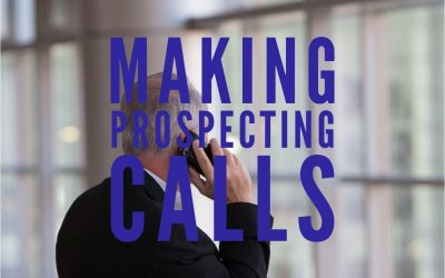 -Making Prospecting Calls
